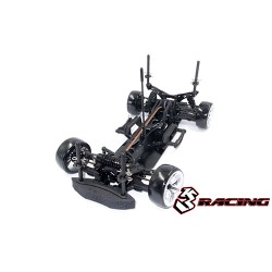 3 RACING SAKURA D4 AWD SPORT BLACK KIT