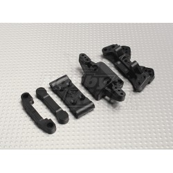 REAR SHOCK TOWER MOUNT SET