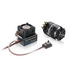 HOBBYWING COMBO XERUN -XR10-JS2-Black G2 21.5T  STOCK