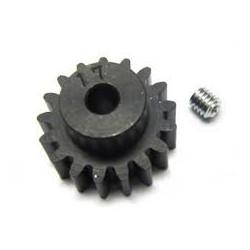08 MODULE STEEL PINION GEAR (17T)