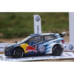 MONKY  VW POLO WRC
