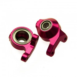 3RACING ALUMINUM KNUCKLE FOR SAKURA D4