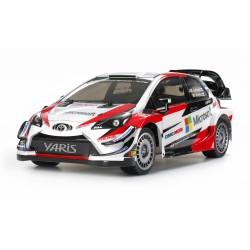 MONKY TOYOTA YARIS WRC