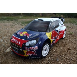 MONKY DS3 WRC