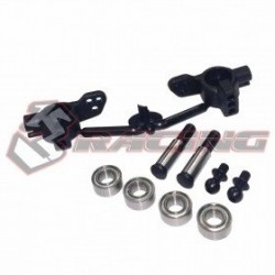 3 RACING KPI STEERING BLOCK SET FOR D4 RWD SPORT