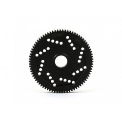 REVOLUTION DESIGN  78T 48DPX PRECISION SPUR GEAR FOR HEX TYPE SLIPPER PAD