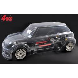 FG 1/5 4X4 ELECTRIC  MINI CHALLENGE CLEAR BODY 510E RTR