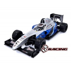 3 RACING FGX EVO2K18 CLEAR BODY