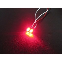 LUCES LED ROJAS PARA CENTRALITA  3RACING (2)