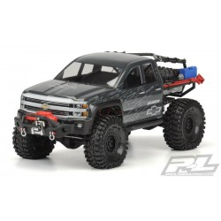 CHEVY SILVERADO CLEAR BODY