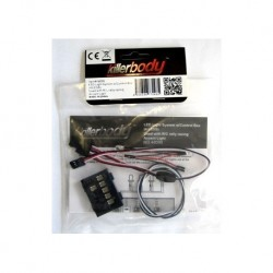 KILLERBODY LED LIGHT SET W/CONTROLLER BOX 4 LEDS