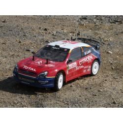 MONKY CITROEN XSARA WRC