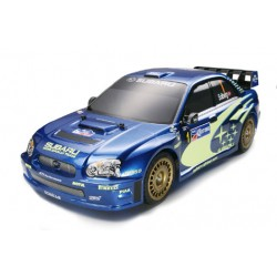 CARROCERIA TAMIYA SUBARU IMPREZA WRC 04