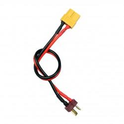 SKYRC CABLE DE CARGA DE XT60 A CONECTOR T-PLUG