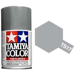 TAMIYA TS17 ALUMINIO BRILLANTE