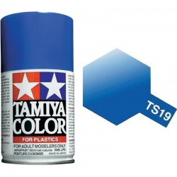 TAMIYA TS19 AZUL METALICO