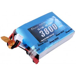GENS ACE 7,4V 3800MAH TX 2S1P LIPO BATTERY PACK