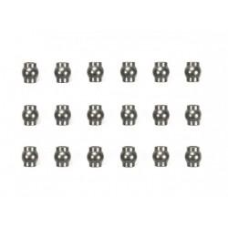 TAMIYA 6MM CC02 LOW-FRICTION BALL COLLARS (18PCS)