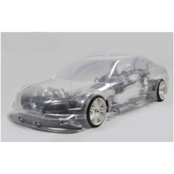 FG 1/5 4X4 RTR ELECTRIC AUDI A4 CLEAR BODY 530E
