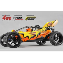 FG 1/6 RTR ELECTRIC BUGGY 4WD 530E