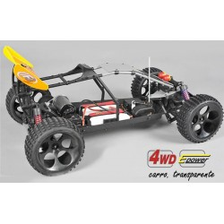 FG 1/6 RTR ELECTRIC BUGGY 4WD 535E (BODY CLEAR)