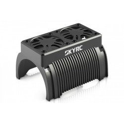 SKYRC MOTOR HEATSINK WITH FAN 55MM 1/5 BIG SCALE