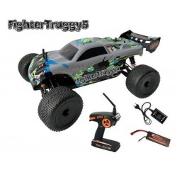 DF-4S  1/10 FIGHTER TRUGGY  5 RTR