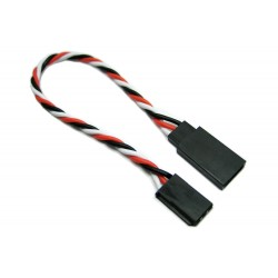 ETRONIX 7CM 22AWG FUTABA CABLE EXTENSION