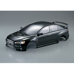 "KILLERBODY MITSUBHITSI EVO X  ""BLACK"" FINISHED BODY"