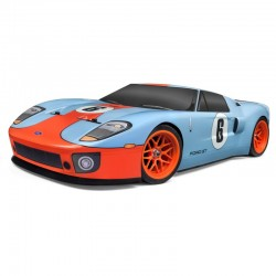 HPI RS4 SPORT 3 FLUX FORD GT HERITAGE EDITION 4WD 1/10 2.4GHZ