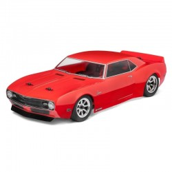 HPI CHEVROLET CAMARO 1968 BODY (200MM)