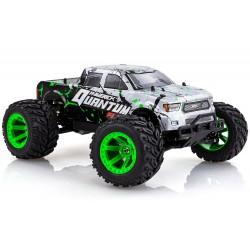MAVERICK QUANTUM MT FLUX 1/10 4WD MONSTER TRUCK - SILVER