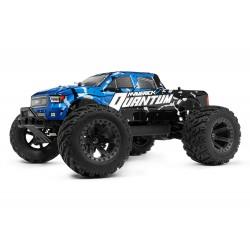MAVERICK QUANTUM MT 1/10 4WD MONSTER TRUCK - BLUE