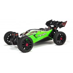 TYPHON 4X4 550 MEGA BRUSHED 1/8TH 4WD BUGGY (GREEN)