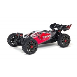 ARRMA TYPHON 4X4 3S BLX BRUSHLESS 1/8 BUGGY (RED)