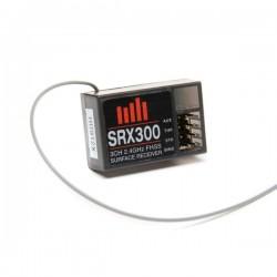 SPEKTRUM SRX300 2.4GHZ FHSS RX 3 CANALES