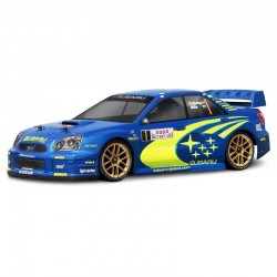 HPI  SUBARU IMPREZA WRC 2004 (190MM)