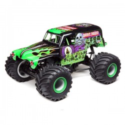 LOSI LMT 1/8 MONSTER TRUCK BLX 3S 4WD RTR GRAVE DIGGER