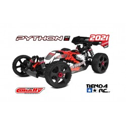 CORALLY PYTHON XP 6S BUGGY 1/8  2021 BRUSHLESS RTR