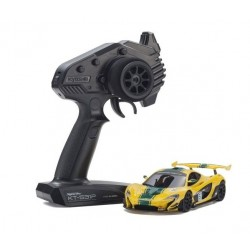 KYOSHO MINI-Z RWD MCLAREN P1 GTR YELLOW/GREEN