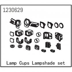 ABSIMA LAMP CUPS LAMPSHADE SET
