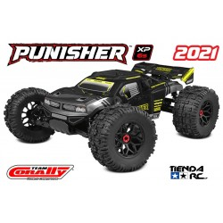 CORALLY PUNISHER XP6S 1/8 MONSTER TRUCK 2021
