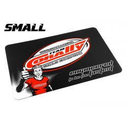 TEAM CORALLY- PIT MAT SMALL - 600x400MM - 2MM THICK