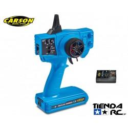 CARSON FS REFLEX X1 2-CHANNEL 2.4G (Blue Version)
