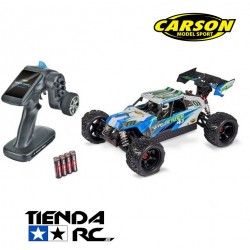CARSON 1/8 VIRUS 4.2 4S BRUSHLESS BUGGY RTR