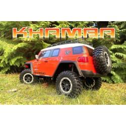 ABSIMA CRAWLER CR3.4 KHAMBA ORANGE RTR