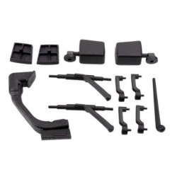 RGT BODYSHELL MOULDED ACCESSORIES