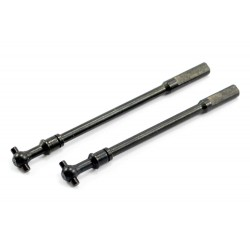 RGT FRONT WHEEL DRIVE SHAFT ( LEFT :84MM RIGHT: 75.5MM ) 18000