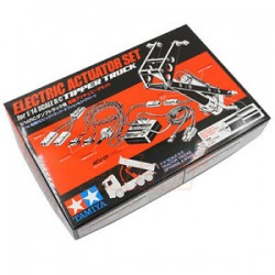 TAMIYA ELECTRIC ACTUATOR SET FOR 1/14 SCALE TIPPER TRUCK