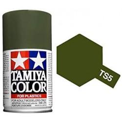 TAMIYA TS5 VERDE OLIVA